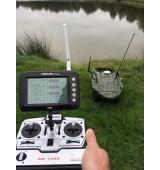 Carp tracker avec autopilote Toslon X pilot
