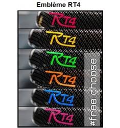 Options supplémentaire RT4 (écho, batteries, bagageries, perso)