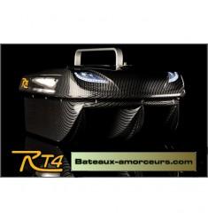 RT4 carbon avec moteurs brushless X 3 batteries 8,7ah + X 1 longlife 14,5ah +  toslon TF640 + futaba T6K