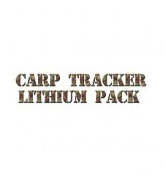 X 2 batteries lithium pour carp tracker ,anatec ,pac boat