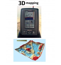 Echosondeur TOSLON TF650 3D mapping