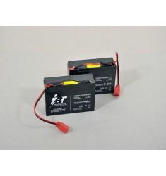 Batterie Bateaux Amorceur CDE Voyager/ carpio /smart bait boat