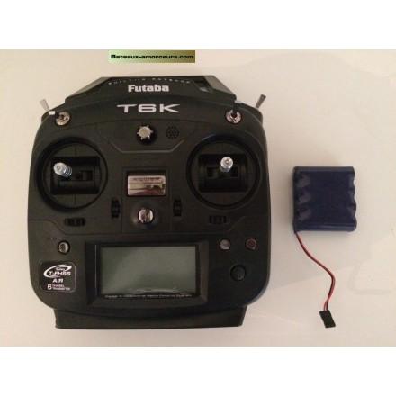 Kit batterie pour futaba T6K