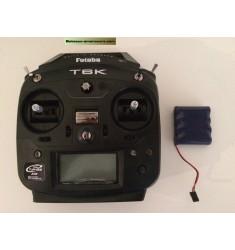 Kit batterie pour futaba T6K carplounge RT