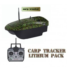 carp tracker lithium version bateau amorceur lipo