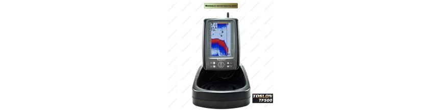 Echosondeurs et GPS pour bateau amorceurs